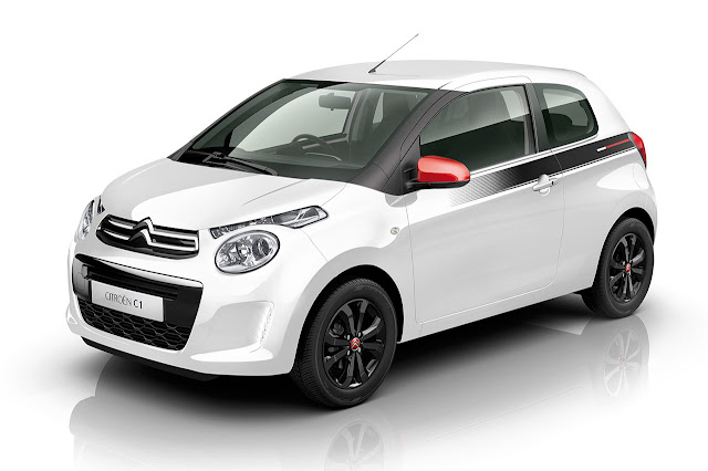 Introducing the Citroën C1 Furio
