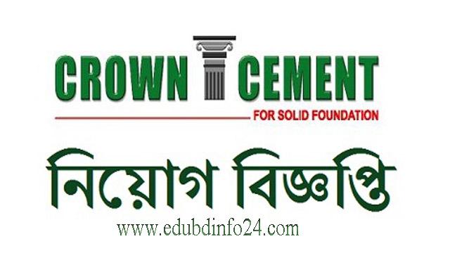 Crown Cement Job Circular 2020