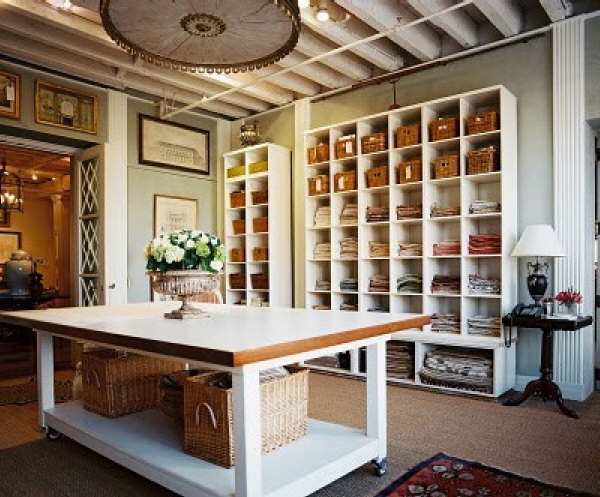 Acquired Objects: Elements for a Client worthy home office