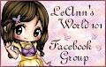 LeAnn's World 101 FB Group