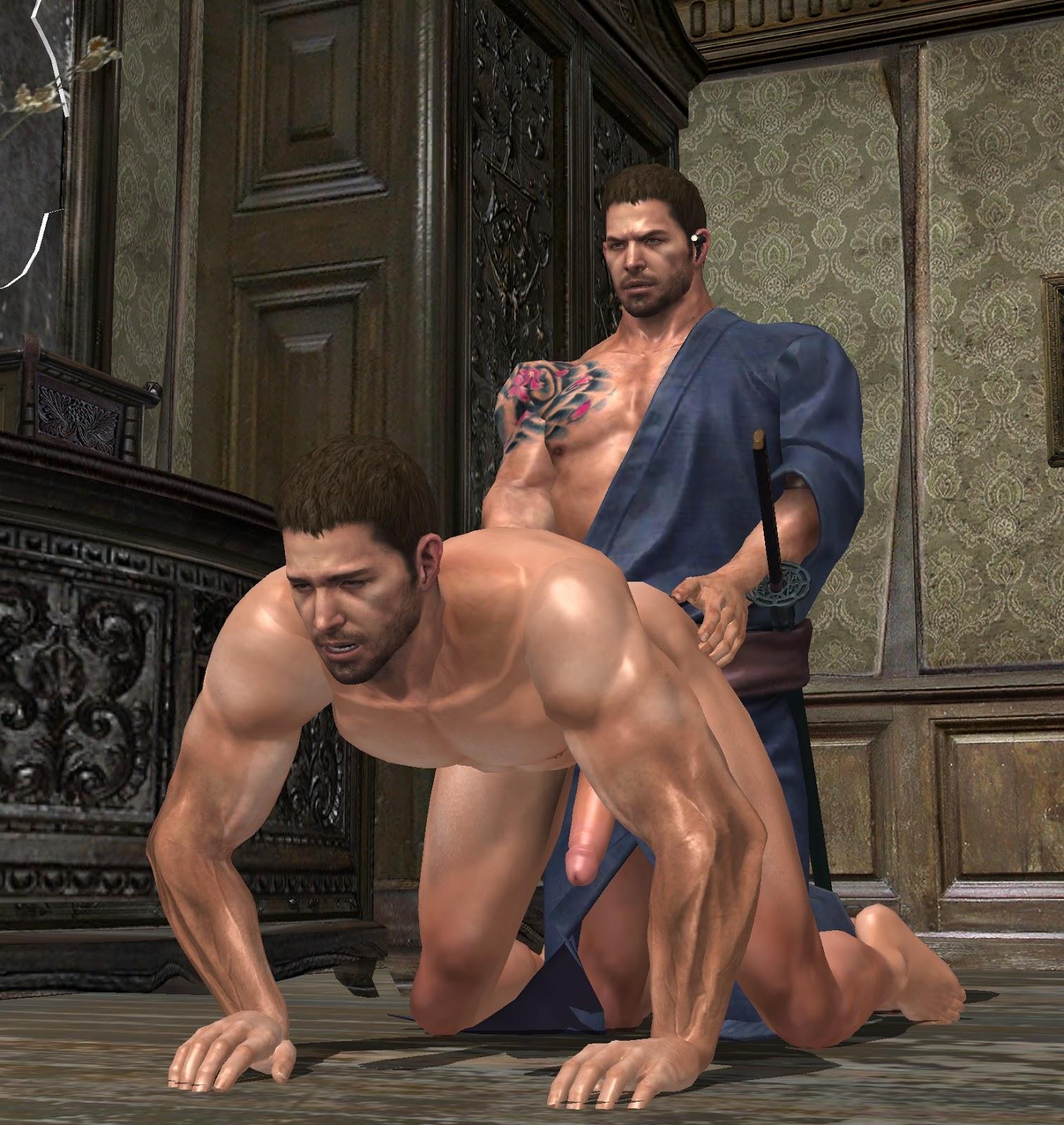Gay sex game online