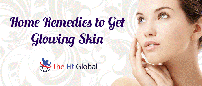 Home Remedies To Get Glowing Skin Natural Treatments With Food Rampdiary Fashion Beauty Lifestyle
