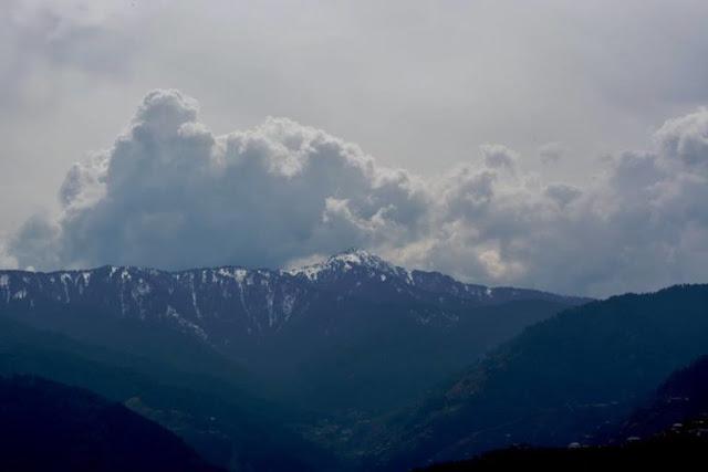 Shimla Attraction - Choor Chandni Peak Barog