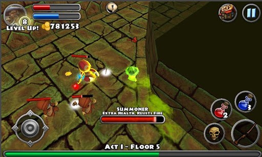 Dungeon Quest APK 1.1.2 Direct Link