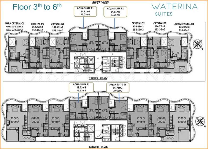 Căn hộ Waterina Suites
