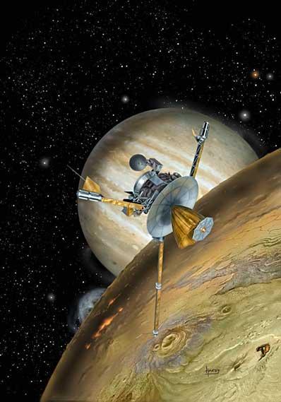 nasa galileo spacecraft - 750×1004