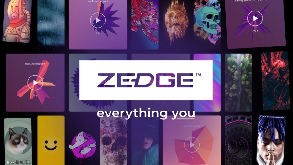 cover zedge apps