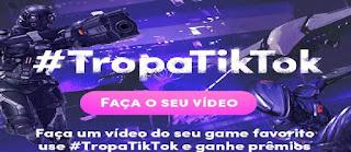 Promoção  TropaTik Tok