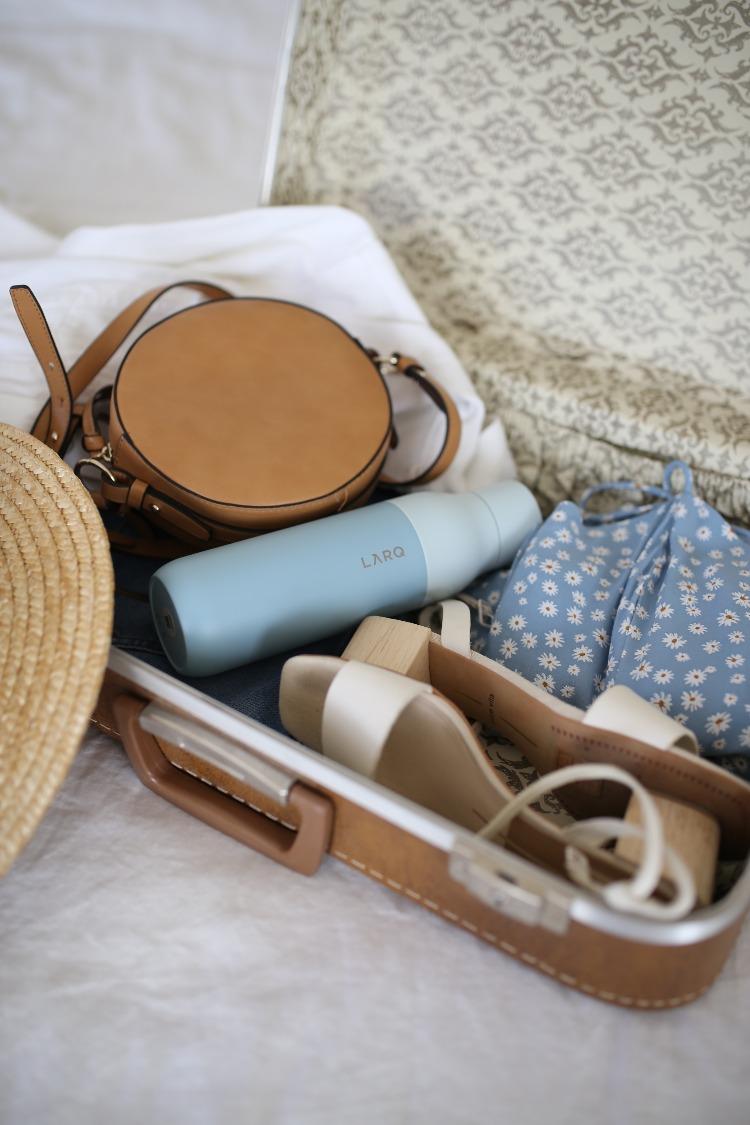 Esenciales de la maleta de verano