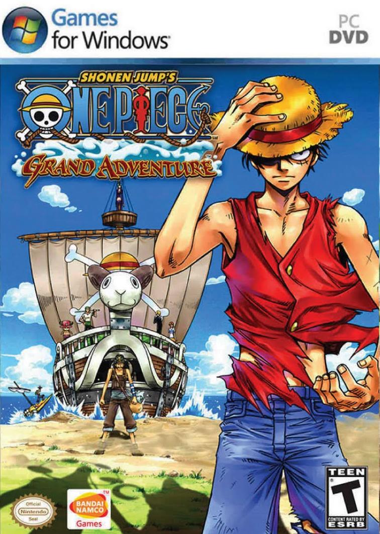Download game One Piece Grand Adventure pc gratis - Gudang ...