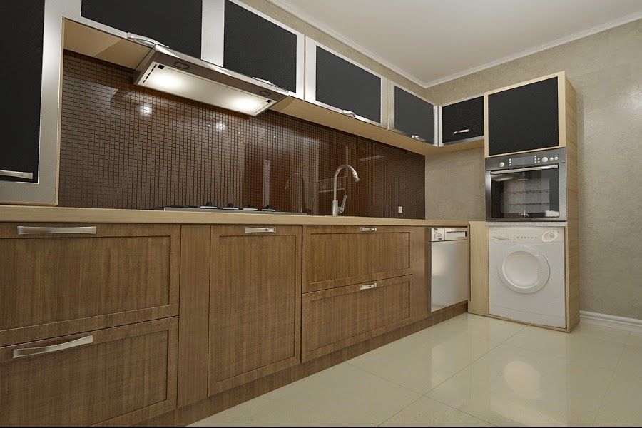 design interior bucatarie apartament slobozia