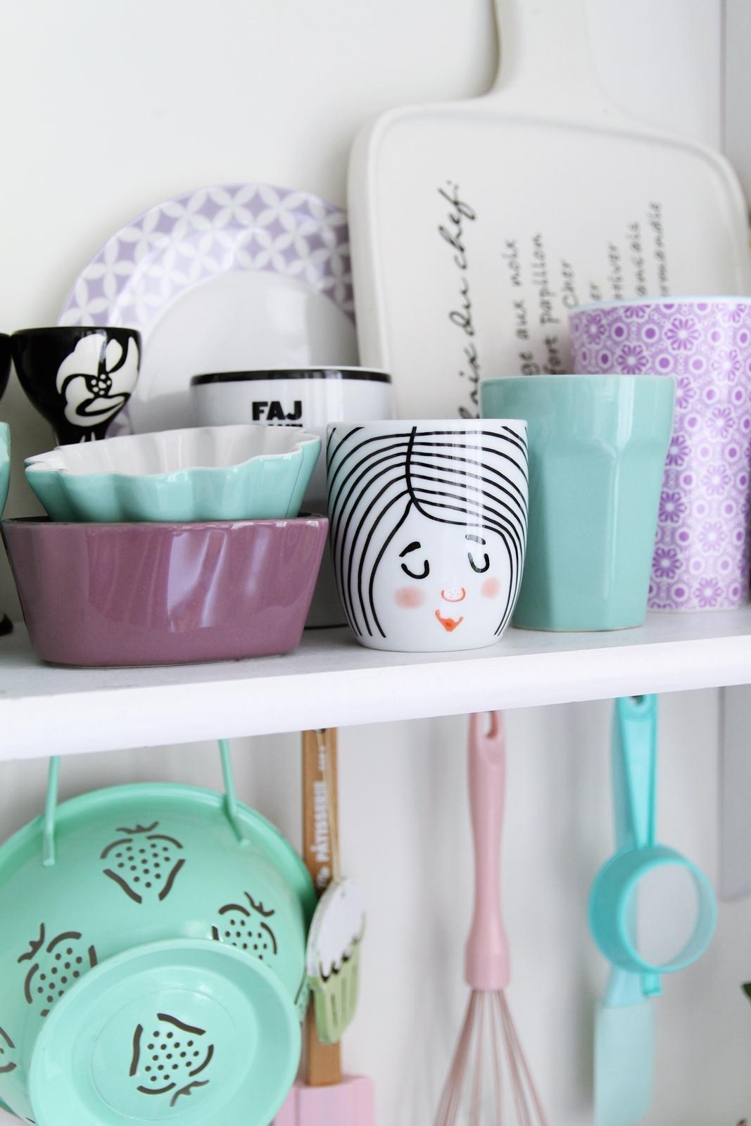 Flying Tiger mugs