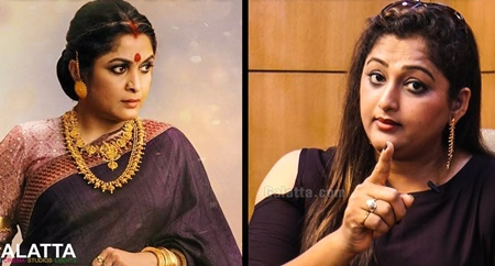 My Target is Ramya Krishnan – Anniyar Gayathri Exclusive Interview