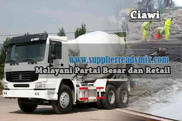 Harga Beton Jayamix Ciawi