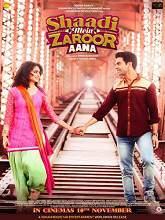 Shaadi Mein Zaroor Aana (2017) hindi Full Movie Watch HDtvRip online