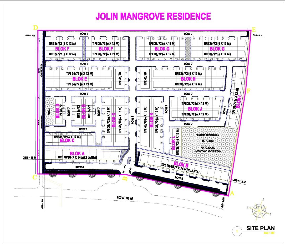 Jolin Mangrove Residence