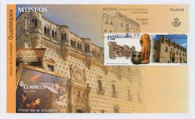 Sobre PDC Pliego Premium del Museo Provincial de Guadalajara