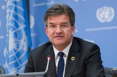 تعيين وزير خارجية سلوفاكيا ميروسلاف لايتشاك مبعوثا أمميا جديداً إلى الصحراء الغربية.