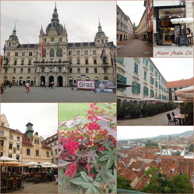Altstadt, Graz, Steiermark - Old Town, Graz, Styria