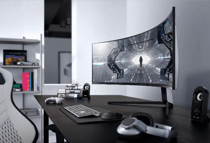 Samsung Unveils Curved Odyssey Gaming Monitor