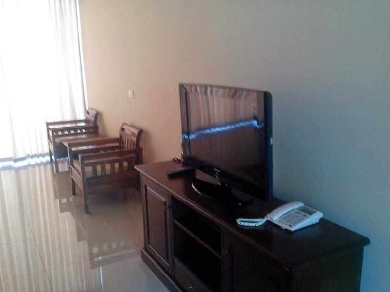 Телевизор в номере Аванта