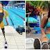 Το παιδί-θαύμα, έχασε και τα 2 της πόδια όταν ήταν 14 μηνών, στα 18 της χρόνια παίρνει μέρος στους Παραολυμπιακούς Αγώνες