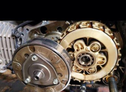 Ganti Kampas Kopling Motor