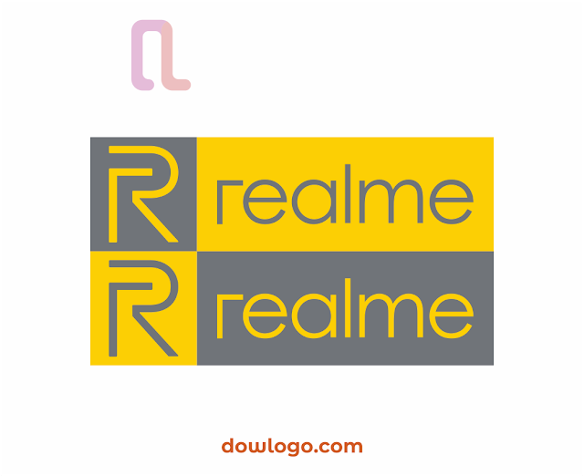 Logo Realme Vector Format CDR, PNG