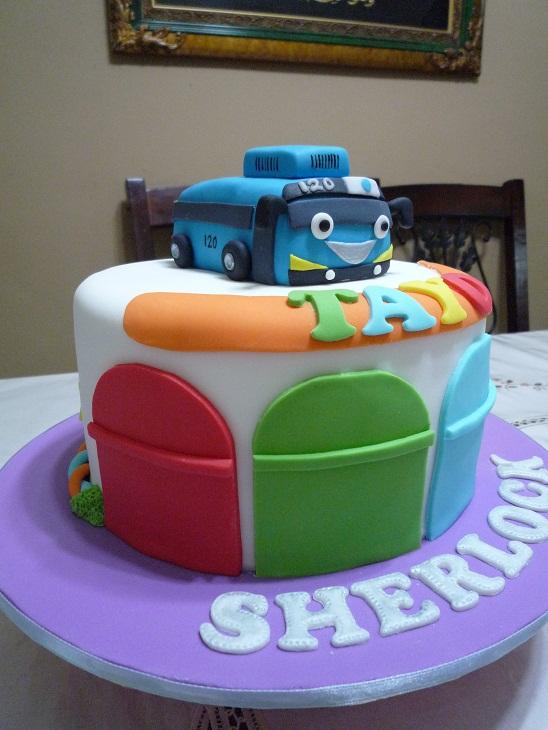 Gg Home Biz Cakes Amp Wedding Cakes Tayo The Little Bus