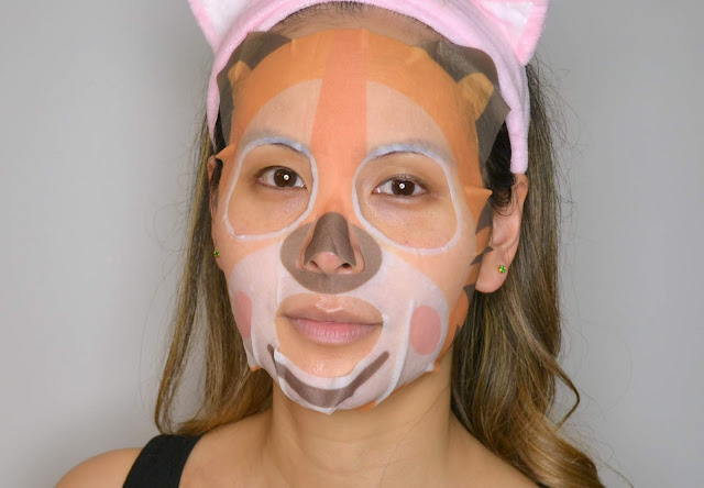7th Heaven Animal Face Mask Review