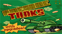 Come battle with the artillery in Awesome Tanks 1-2! #VerternsDayGames #BattleGames #WarGames