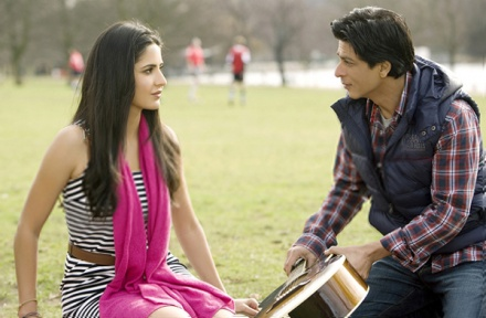 Katrina Kaif and Shahrukh Khan's New Film 'London Ishq ...