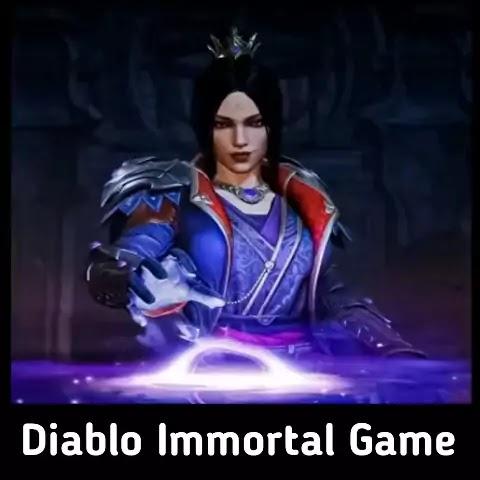 Diablo Immortal Game