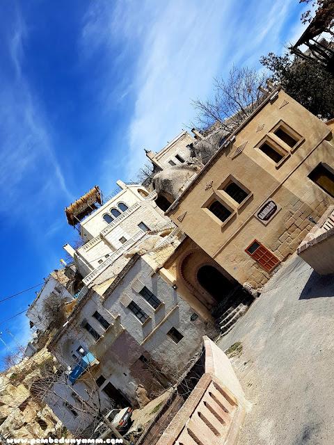 Gamirasu Cave Hotel yorumlar