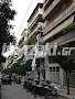 εγκατάσταση inox καμινάδας σε διαμέρισμα πολυκατοικιας: μεταφορά υλικών με γερανό