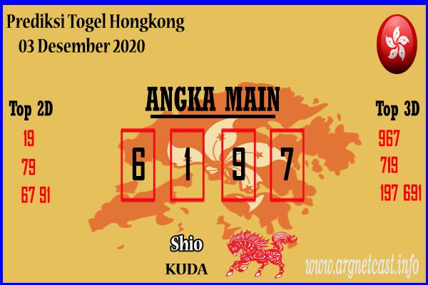 Syair HK 3 Desember 2020