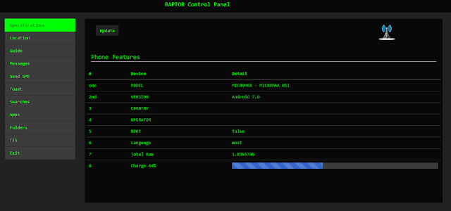 Rafel-Rat- New android hacking tool_Control victim phone fully