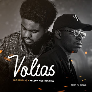Agé Penelas feat. Kelson Most Wanted - Voltas (Rap)
