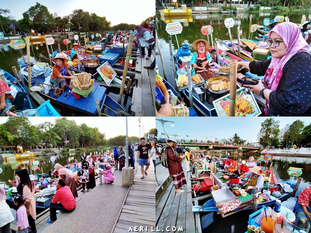 Travelogue Thailand : [Part 6] Hatyai Day 1