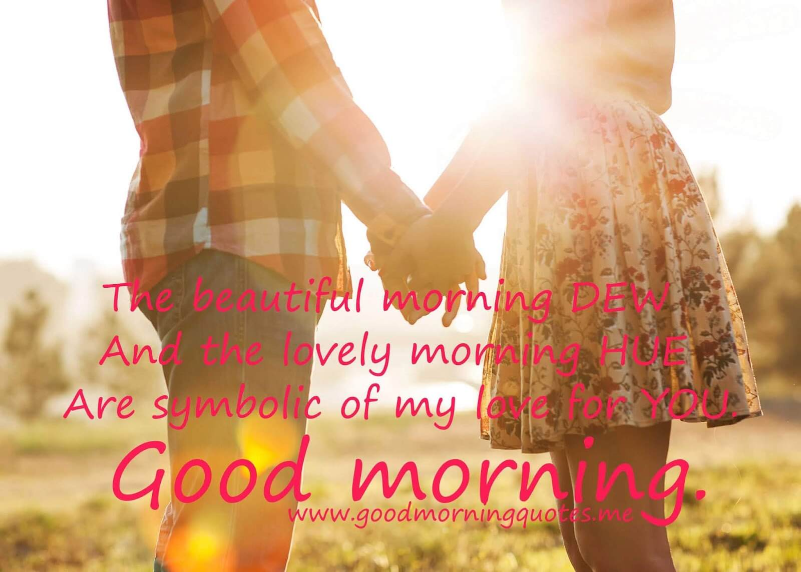 40 Romantic Good Morning Image With Love Couple