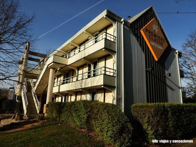 Hotel Premier Classe Poitiers Futuroscope, alojamientos económicos Francia