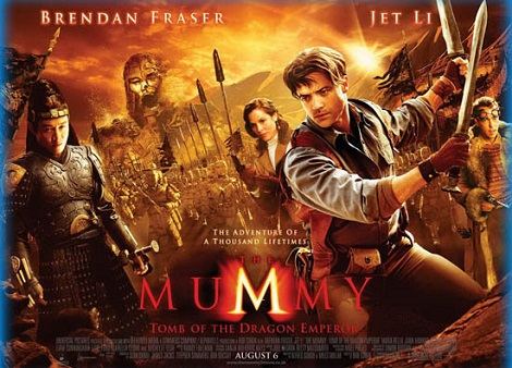 Download The Mummy: Tomb of the Dragon Emperor (2008) Dual Audio [Hindi+English] 720p + 1080p + 2160p Bluray MSubs