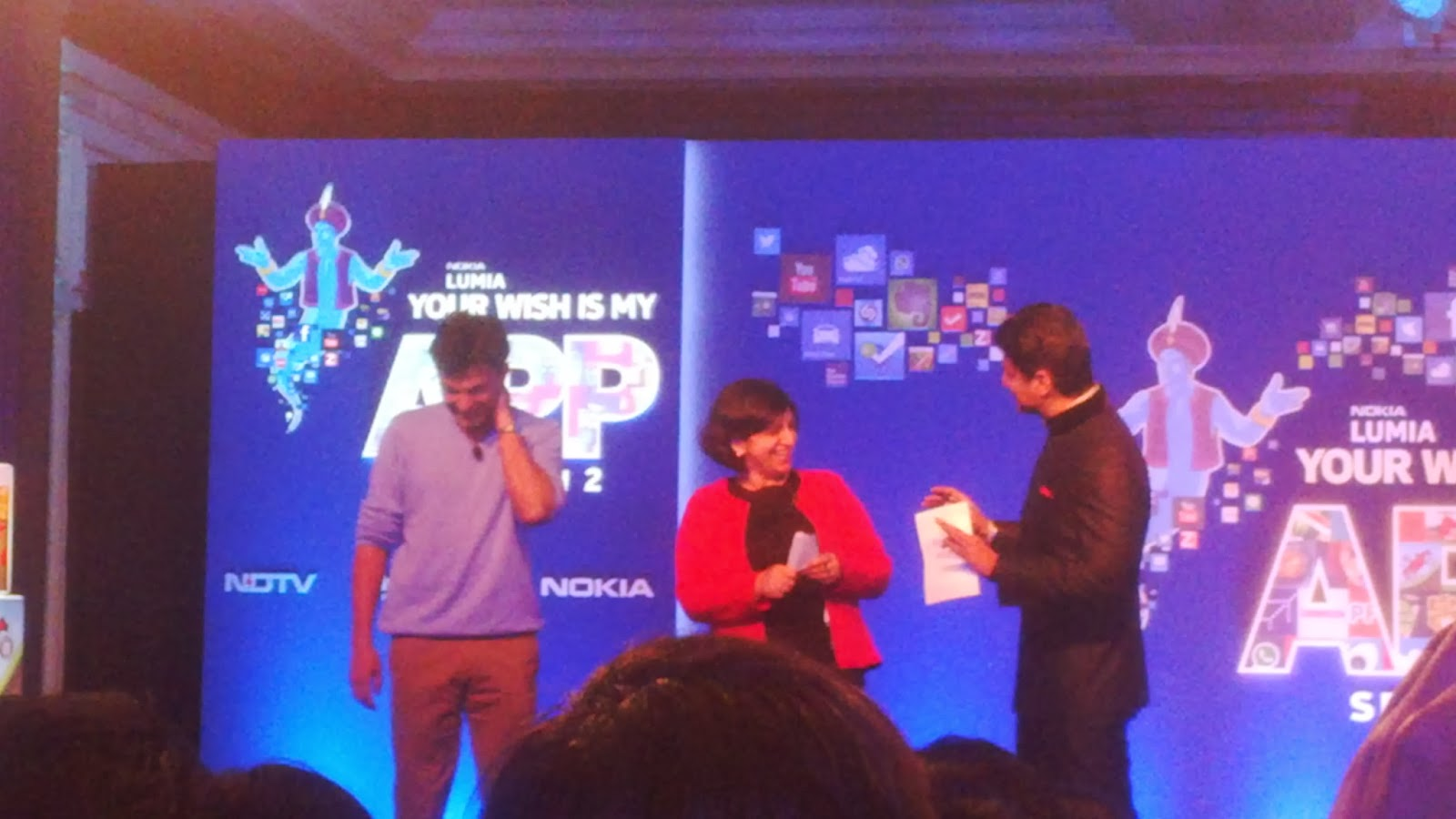 Nokia presents Your wish is my App II @ IndiBlogger's Indimeet