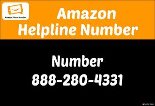 Amazon Helpline Number 1