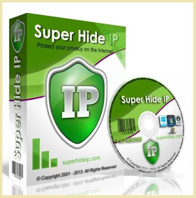 تحميل برنامج لتغيير ip الجهاز للكمبيوتر برابط مجاني و مباشر Download super hide ip
