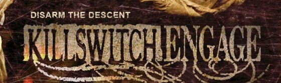 "KILLSWITCH ENGAGE ""DISARM THE DESCENT"" ALBUM REVIEW / STREAM"