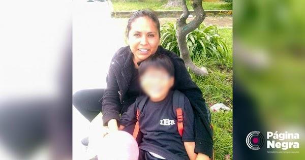 Maestra de Puebla es asesinada; tenía 4 trabajos para mantener a su hijo