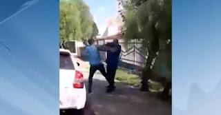Vídeo mostra briga entre empresário assassinado e ex-sócio suspeito