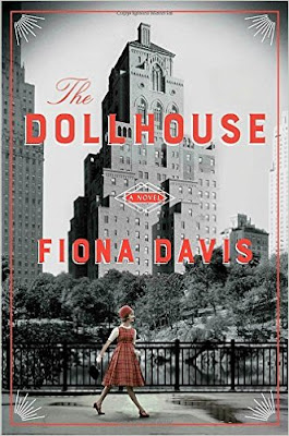 the dollhouse-fiona davis-book review-book review wednesday
