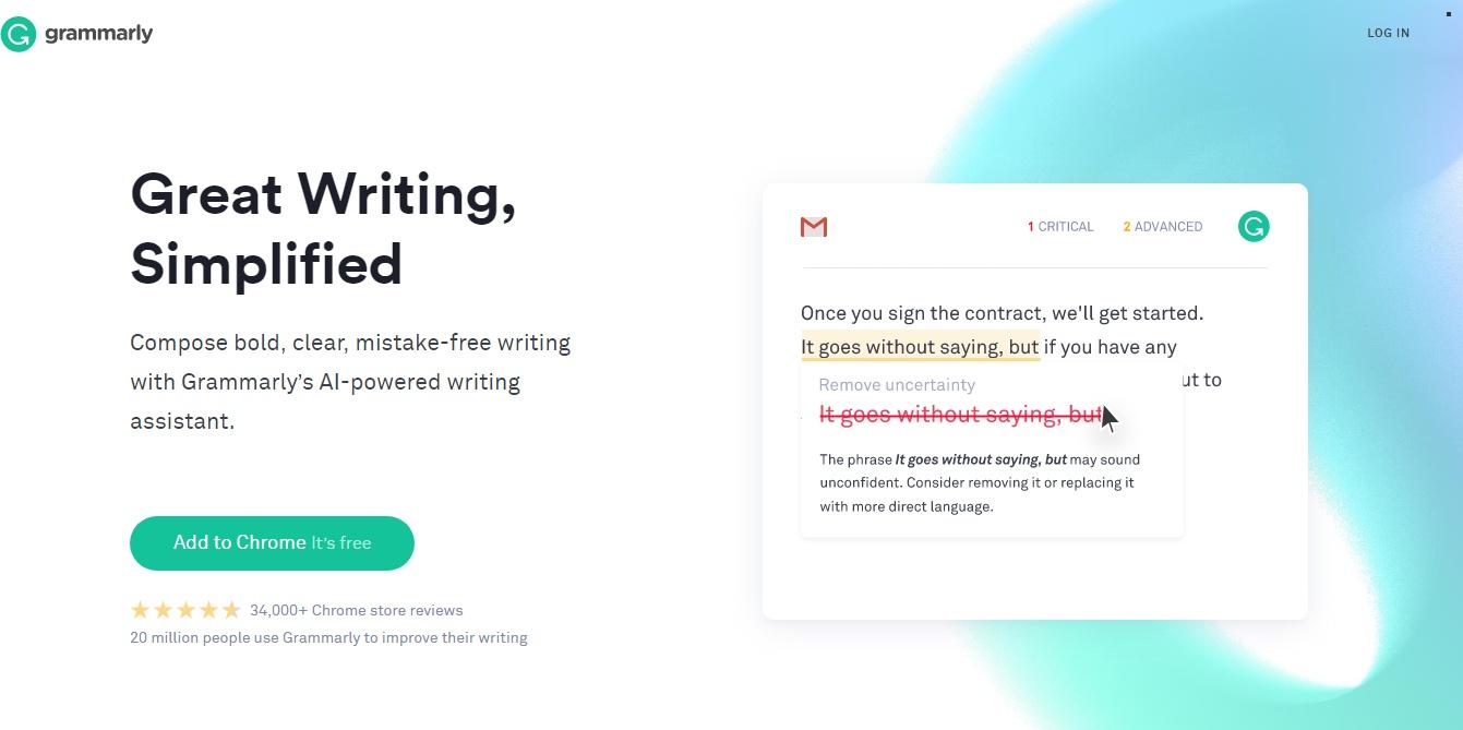 Grammar App   https://www.technovimal.in/refer/grammarly